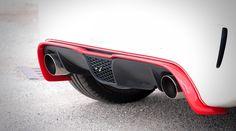 Abarth 500 Pista R40 - Cadamuro Design