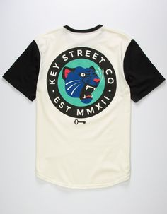 KEY STREET Too Tough Mens T-Shirt
