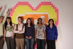 Katka, Lucia, Markéta, Olga, Nathalia and Michele :D