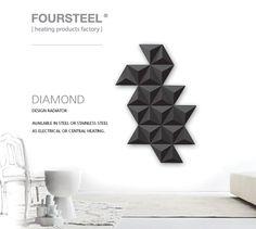 Diamond . Design Radiator