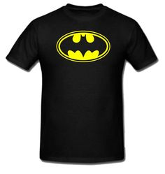 Batman Logo T-shirt | Blasted Rat
