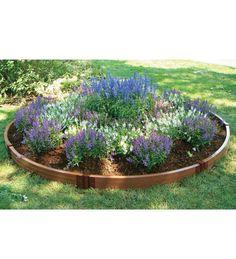 Faire Calmer Circular Flower Garden Designs Spot And Stripe