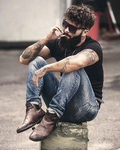 Classy and rugged.....