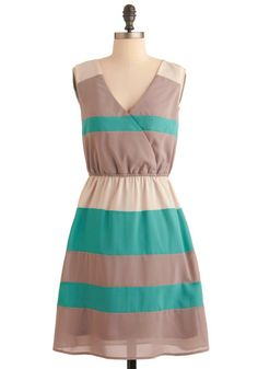 Side by Seaside Dress -- via ModCloth
