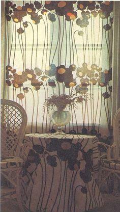 """Vintage Marimekko """"Puro"""" https://c1.staticflickr.com/7/6208/6094004630_1042d15884_z.jpg"""