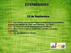 #Efemerides #Ubiktdf