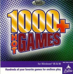 1,000 Hot Games (Jewel Case)