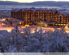 Steamboat Springs Colorado ~