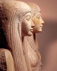 In ancient Egypt, cosmetics was not a luxury, it was a way of life! Description from pinterest.com. I searched for this on bing.com/images