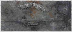 Anselm Kiefer, Antonin Artaud Heliogabalus, 2010-11 on ArtStack #anselm-kiefer #art