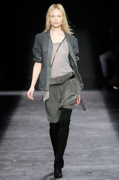 Isabel Marant Fall 2009 Ready-to-Wear Fashion Show - Natasha Poly (Women)
