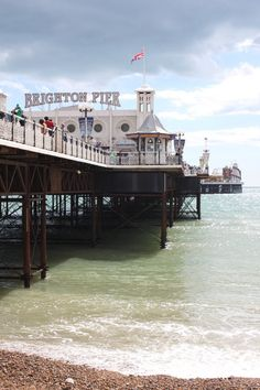 Things to do in Brighton England by a local: Royal Pavilion Brighton Palace Pier Brighton Beach Brighton The Lanes North Laine Volk's Electric Railway Brighton I360, Brighton England, London England, Auckland, Places To Travel, Places To Go, Taj Mahal, Royal Pavilion, Uk Destinations