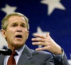 Why we were really led into Iraq: Gog, Magog, & George Bush   Mother Jones