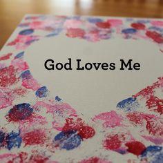 I Did It - You Do It: God Loves Me!