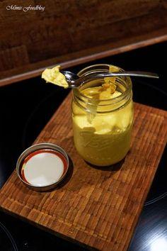 Curry-Papaya-Mayonnaise