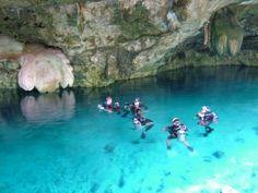 Mayan Cenotes of Yucatan Peninsula – An Escape for an Underwater Adventurer