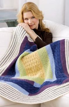 Dreamy Quilt Throw