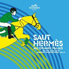 www.pegasebuzz.com | Saut Hermès 2015 au Grand Palais : Anthony Burrill.