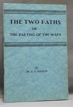 Pin by daniel thomas george blaney on heavy reading pinterest the two paths or the parting of the ways private lesson given to his personal fandeluxe Choice Image