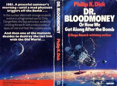 PETER ELSON - Dr. Bloodmoney by Philip K. Dick - 1977 Arrow Books
