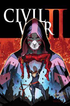 Marvel mata um dos principais Vingadores em Guerra Civil II! - Legião dos Heróis