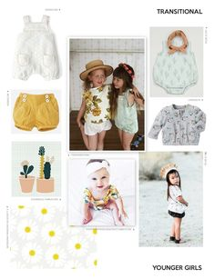 Spring/Summer 2017 - Kidswear Trend Magazine | Book Preview