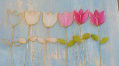 Fussinglue -  Hot Melt - Tulipan - Lavandas - Maggi