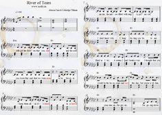 Alessia Cara — River of Tears Piano Sheets