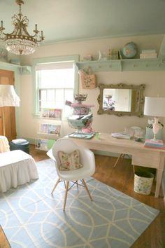 Home Office from @Kristie Barnett