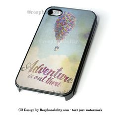 Adventure Is Out There iPhone 4 4S 5 5S 5C 6 6 Plus Case , iPod 4 5 Ca – Resphonebility