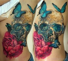 Butterfly Tattoos | Tattoo Designs Tattoo Pictures | Page 10