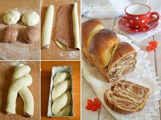 Gabriella kalandjai a konyhában :) Bread Dough Recipe, Heritage Recipe, Dessert Recipes, Cake Recipes, English Food, Snacks, Sweet And Salty, Food Cakes, Creative Cakes