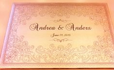 Indian Wedding Invitations by Charu Andrea and Andres