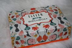 Tatler For Birchbox - Limited Edition - See what's inside!