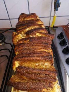 French Toast, Pork, Meat, Breakfast, Creative, Kale Stir Fry, Morning Coffee, Pork Chops