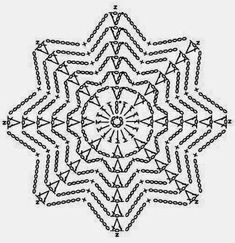 Best 12 Irish lace Irish crochet flower motifs, off white flower applique, Irish crochet decor, wedding decor Set of 3 – SkillOfKing.Com - Her Crochet Motif Mandala Crochet, Crochet Snowflake Pattern, Crochet Stars, Crochet Circles, Crochet Motifs, Crochet Snowflakes, Crochet Diagram, Doily Patterns, Thread Crochet
