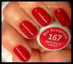 Biosculpture No.167 See: http://www.zaraelliottbeauty.com/services/hands-feet/ for more details #biosculpture #surrey #manicures