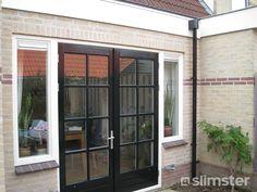 Glass Door, Ramen, House Design, Windows, Furniture, Front Doors, Home Decor, Kitchen, Blog