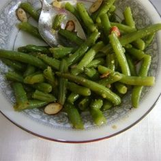 """Lemon Pepper Green Beans 