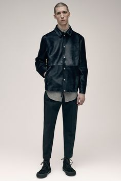 alexander wang - fall 2016 menswear