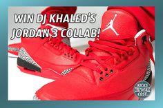 16873eca666f Enter To Win DJ Khaled s