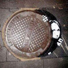 Ingenious Street Graffiti #art #street art #graffiti #street graffiti