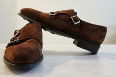 Alfred Sargent Ramsey mokkanahkaiset solkikengät - Ohituskaistalla