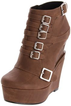 Normally I don't like ankle boots, but these are adorable.