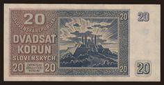 20 Korun, 1939