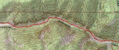 Dark Canyon Loop, Ragged Wilderness, CO - (Trip #CO-010)