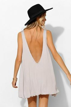 Project Social T Bubble Tunic Tank Top