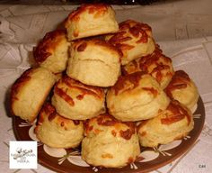 Receptek, és hasznos cikkek oldala: Burgonyás pogácsa French Toast, Breakfast, Food, Morning Coffee, Essen, Meals, Yemek, Eten
