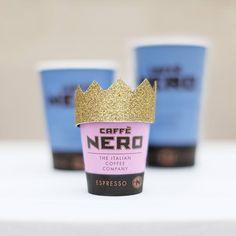 Caffe Nero espresso cup in pink