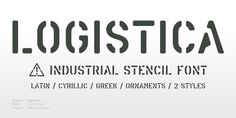 Logistica by Green Type